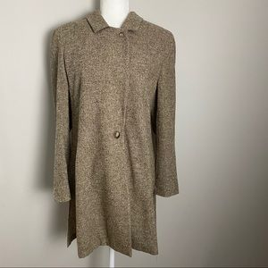 MaxMara Lightweight Wool Blend Jacket